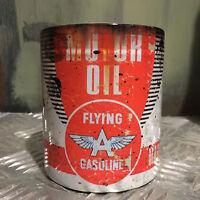 Flying A Gasoline oil can Gift Car Mechanic Gift 11oz Tea coffee mug hotord