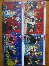 Wonderful Wonder World Manga - Deutsch/German - Vol1-4 - QuinRose