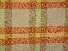 """Cuadros Vintage Con Flecos galés de Lana Manta/Cobertor-tan pasteles de 85"""" X 74"""""""