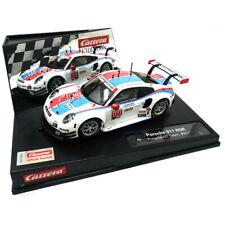 Carrera Evolution 27621 Porsche 911 Rsr Porsche Gt Team # 911 1/32 Slot Car