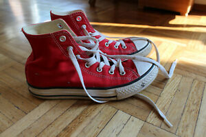 Chucks Converse All Star Rot Größe 35