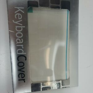 KUNZY Clear Keyboard Cover,Skin Protector Compatible for MacBook. WE ship quick.