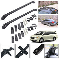 "For Honda Odyssey 2005-16 Universal 43"" Car Roof Rack Luggage Carrier Cross Bar"