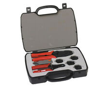 CABAC 05TK1 Coax Crimper Stripper Cutter Tool Kit