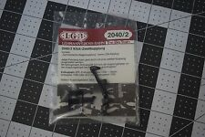 LGB 2040/2 CLIC-SECOND COUPLING-SYMMETRICAL WAGON COUPLING-NEW IN SEALED PACKAGE