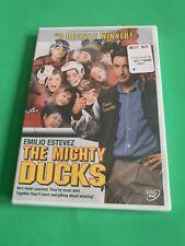 The Mighty Ducks (DVD,1992,2000)*BRAND NEW* Emilio Estevez