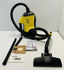 3670G Mighty Mite Corded Canister Vacuum Cleaner - Yellow