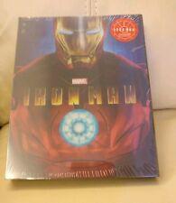Iron Man Blu-ray Steelbook,  Kimchidvd, lenticular version, Mint/Sealed