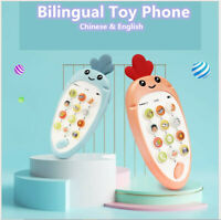 Newborn Safe Baby Toddler Silicone Teethers Bendable Activity Toothbrush Toy