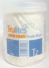 TRUZONE RAPID WHITE POWDER BLEACH HAIR COLOURING/HIGHLIGHTS - 500g