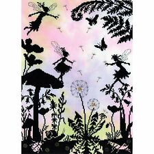 BOTHY THREADS FAIRY TALES ENCHANTED FAIRY GLADE CROSS STITCH KIT