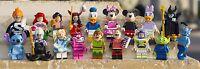 ONE New Disney Lego Minifigure Series 16 71012 Genie from Aladdin
