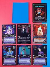 Team Koenma Deck Lot of 7 Cards Foil Yu Yu Hakusho Game CCG TCG rare gateway