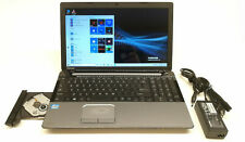 "Toshiba Satellite C55-A5285 15.6"" Laptop Intel i3-3120M 4GB RAM 320GB HDD Win10"