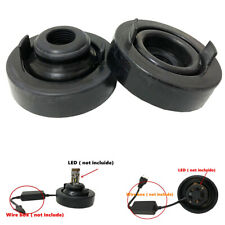 2 x Rubber 70mm Lamp Dust Cover Rubber Seal Cap Housing Cover waterproof