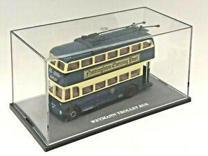 Corgi Original Omnibus Company Weymann Trolley bus 97811 Diecast 1:76 Nottingham