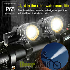 Rechargeable 900000LM Mountain Road Bike T6 LED Front Light Headlight Waterproof