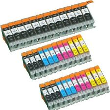 30x Drucker patrone für canon pixma IP3600 IP4700 MP550 MP560 MX870 IP4600 MP540