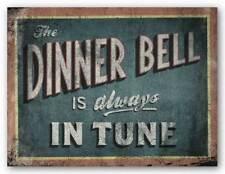The Dinner Bell Luke Stockdale Art Print 18x24