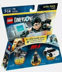 LEGO Dimensions Mission Impossible Level Pack 71248, New, ⭐⭐⭐⭐⭐