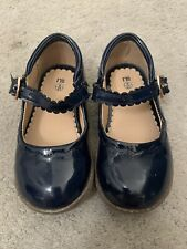 Mothercare Blue Navy Girls Shoes