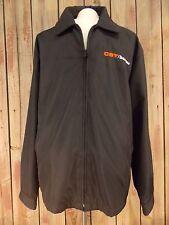 CST/berger Jacket by Vantage Men's Black Size M  Nice!