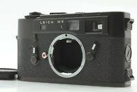 【Exc5 1973 Model 】 Leica M5 Black Rangefinder Film Camera Body From JAPAN #356