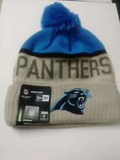 NFL Carolina Panthers  NEW ERA SIDELINE clearance blowout! FIELD SPORT KNIT Cap