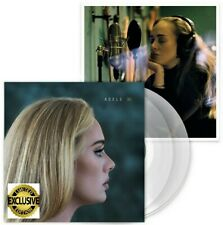 Adele 30 (2-LP) ~ Exclusive 180g Colored Vinyl (Crystal Clear) ~ New/Sealed!!!