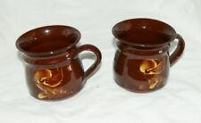 Brown Vintage Original 1960-1979 Date Range Studio Pottery