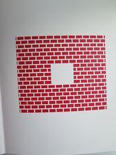 Josef Albers Original Silkscreen Folder XIII-1 Right Interaction of Color 1963