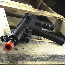 TEC-9 SPRING AIRSOFT TACTICAL SMG RIFLE GUN w/ LASER SIGHT 6mm BB BBs