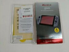 ZAGG Invisible Shield Glass Full Screen Protector For Nintendo Switch Opened