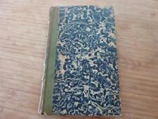 Oeuvres De J. F. Ducis - TOME PREMIER- ANTIQUE BOOK 1818
