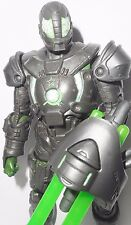 marvel legends TITANIUM MAN iron man 2 movie walmart 6 inch universe infinite