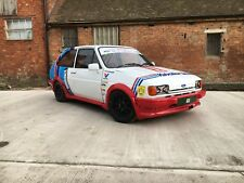 Mk2 Ford Fiesta XR2 Challenge Race Car - Trackday or Hillclimb