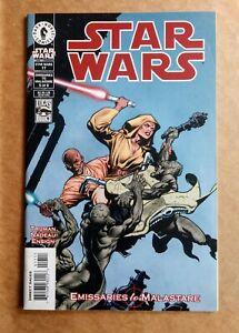 Star Wars #17 1st App Quinlan Vos High Grade DISNEY + Dark Horse Comics HTF 🔥🔑