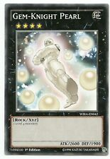 Gem-Knight Pearl WIRA-EN042 Common Yu-Gi-Oh Card 1st Edition New