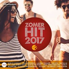 CD VIVA VLAANDEREN presenteert : RADIO 2 ZOMERHIT 2017 (2cd, new & sealed)