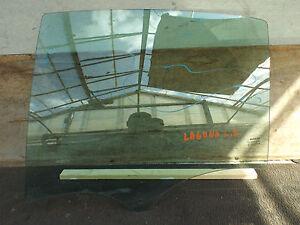RENAULT LAGUNA MK2 2001-2007 HATCH REAR DOOR WINDOW GLASS LEFT SIDE N/S