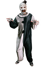 Halloween Terrifier - Art the Clown Deluxe Costume Tot's Officially Licensed