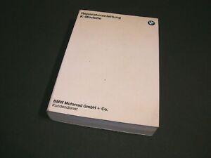Werkstatthandbuch BMW K-Modelle K75 75C K75S - K100 RS RT LT  Reparaturanleitung