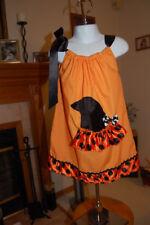 Halloween Pillow Case Dress Size Medium Fits Ages 3-5