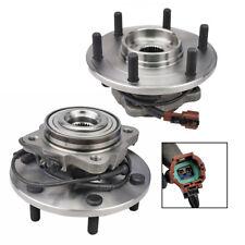 2 Rear New Wheel Hub Bearing Assembly Pair/Set for Nissan Pathfinder Armada QX56