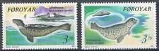 Faeroer/Faroer postfris 1992 MNH 235-236 - Zeehonden