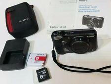 SONY Cyber-shot DSC-H90 Point & Shoot Digital Camera 16x Zoom HD Movie 720p