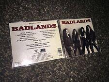 Badlands -s/t(Vintage & Rare CD,1989, Atlantic)Jake E.Lee_Ray Gillen_Eric Singer