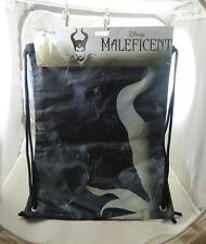 Disney Maleficent backpack good  park bag sleeping beauty villain lightweight