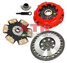 XTR STAGE 4 CLUTCH KIT+ CHROMOLY FLYWHEEL for 2002-2005 SUBARU IMPREZA WRX EJ205