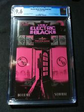 ELECTRIC BLACK #nn PREVIEW BOOK ~ JETPACK EXCLUSIVE ~ CGC 9.6 ~ SCOUT COMICS